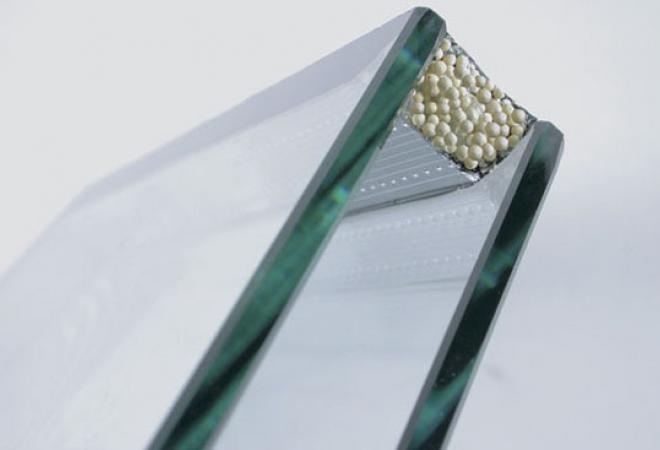 Curtain glass lebanon balcony curtain glass lebanon for Double glazed glass